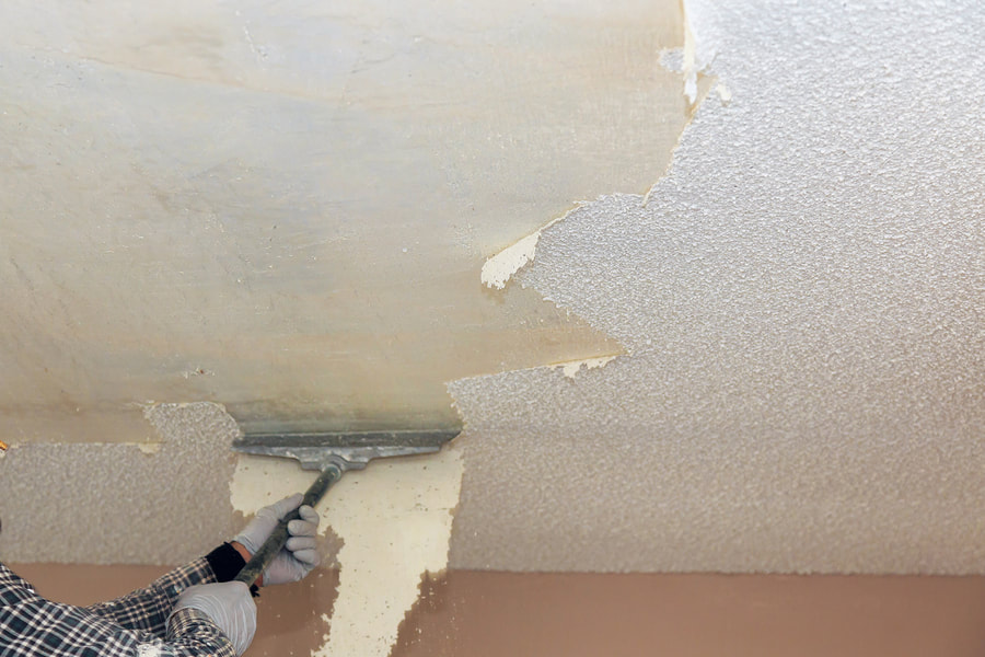 Popcorn Ceiling Removal in Toronto Ontario